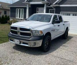 2014 RAM 1500 $23500 | CARS & TRUCKS | ST. CATHARINES | KIJIJI