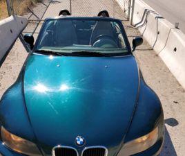 1998 BMW Z3 ROADSTER | CARS & TRUCKS | PENTICTON | KIJIJI