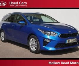 KIA CEED WAGON 1.0 K3 5DR FOR SALE IN CORK FOR €21,950 ON DONEDEAL