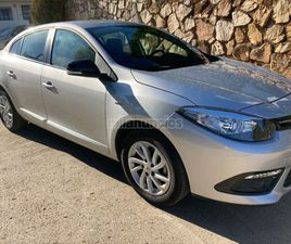 RENAULT - FLUENCE LIMITED DCI 110 EURO 6
