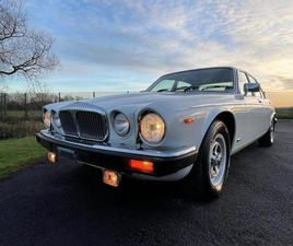 DAIMLER DOUBLE SIX 5.3 SERIES 3 V12 AUTO * ONLY 55000 MILES * FULL LEATHER *