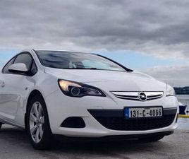 ASTRA 2.0CDTI 16V 165PS ECOFLEX SPORT GTC S/S FOR SALE IN CORK FOR €8,950 ON DONEDEAL