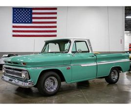 FOR SALE: 1966 CHEVROLET C10 IN KENTWOOD, MICHIGAN