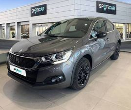 DS DS 4 CROSSBACK PURETECH 131 S&S CONNECTED CHIC 96 KW (131 CV)