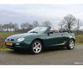 MG - F 1996 CABRIOLET PLUS HARD TOP