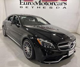 AMG CLS 63 S-MODEL 4MATIC