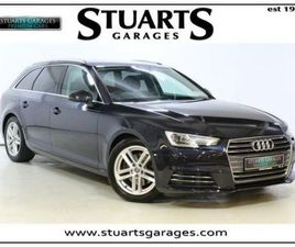 AUDI A4 A4 AVANT SPORT ULTRA FULL AUDI HISTORY FOR SALE IN DUBLIN FOR €21,945 ON DONEDEAL