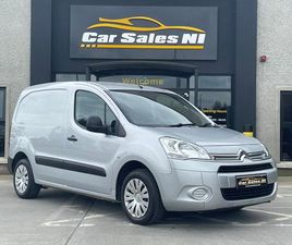 2015 CITROEN BERLINGO FOR SALE IN TYRONE FOR £7,900 ON DONEDEAL
