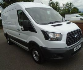 2019 FORD TRANSIT 290 L2H2 105HP. FOR SALE IN DERRY FOR £17,250 ON DONEDEAL