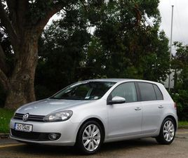 VOLKSWAGEN GOLF 2.0TDI 140BHP MATCH EDITION FOR SALE IN DUBLIN FOR €8,200 ON DONEDEAL