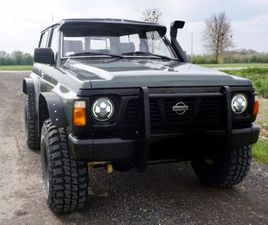 1995 NISSAN PATROL Y60 4.2D SLX LHD FOR SALE IN MAYO FOR €18,250 ON DONEDEAL