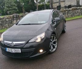 VAUXHALL ATRA 1.7 GTC SRI *2YEAR NCT & TAXED* FOR SALE IN DONEGAL FOR €7,500 ON DONEDEAL
