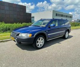 VOLVO XC70 OCEAN RACE 2.5 T AWD 2006 BLAUW, YOUNGTIMER!