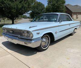 1963 FORD GALAXIE 500XL FASTBACK