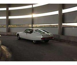 CITROEN SM CITROEN SM 1973 100X100 RESTAURATED BY HANS NIESSE