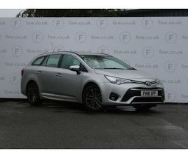 2018 TOYOTA AVENSIS 2.0D-4D BUSINESS EDITION TOURING SPORTS 5D - £12,199