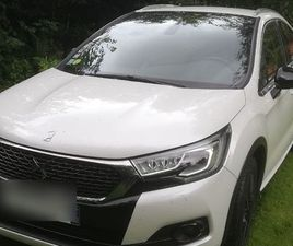 VENDS DS4 CROSSBACK SPORT CHIC