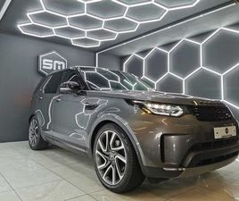 2019 LAND ROVER DISCOVERY 3.0 SDV6 2SEATER FOR SALE IN DUBLIN FOR €39,950 ON DONEDEAL