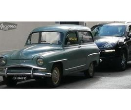 SIMCA ARONDE CHÂTELAINE - 1958
