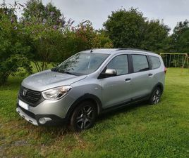 DACIA LODGY STEPWAY 1,5 BLUE DCI 115CH 7 PLACES