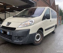 PEUGEOT EXPERT 9PLACES 2L HDI 120CHV