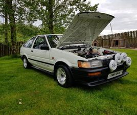TOYOTA COROLLA AE86 FOR SALE IN MONAGHAN FOR £35,000 ON DONEDEAL