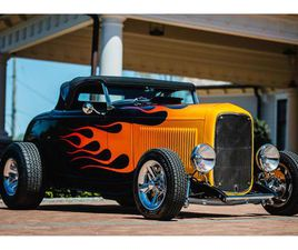 FOR SALE: 1932 FORD STREET ROD IN BRANFORD, CONNECTICUT