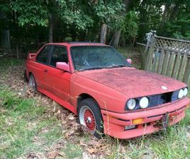 WANT TO BUY A BMW E30 M3 OR M5 E28 1984-1991 ANY CONDITION!   CLASSIC CARS   EDMONTON   KI