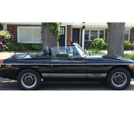 FOR SALE: 1979 MG MGB IN RYE, NEW HAMPSHIRE