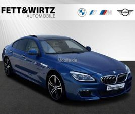 BMW 640I XDRIVE GRAN COUPE HUD DA+ GSD TV-FUNKTION