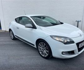 USED 2010 RENAULT MEGANE DYNAMIQUE TTOM VVT COUPE 108,000 MILES IN WHITE FOR SALE   CARSIT