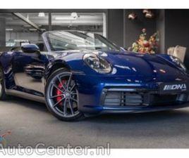 992 4S CABRIO VENTILATIE SPORT CHRONO SPORT UITLAAT 3.0 CARRER...