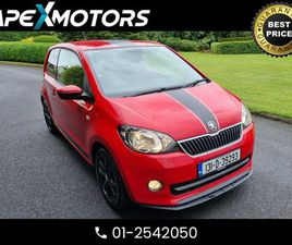 FINANCE 39E / WEEK .1.0 SPORT HATCH 60PS .ONE OWNER .NEW NCT AUG-23 .LOW TAX .EASY INSURE