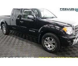 4WD CREW CAB V6 AUTO SPORT LONG BED