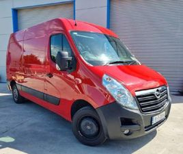 OPEL MOVANO L2H2 2.3 CDTI 5DR FOR SALE IN KERRY FOR €19,990 ON DONEDEAL