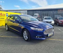 FORD MONDEO ESTATE 1.5 TD 120PS M6 4 ZETEC 4DR FI FOR SALE IN DUBLIN FOR €17,999 ON DONEDE