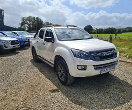 ISUZU D-MAX 2.5 TWIN TURBO BLADE FOR SALE IN CORK FOR €26,950 ON DONEDEAL