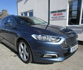 FORD MONDEO, 2019 ESTATE TITANIUM EDITION TDCI FOR SALE IN MAYO FOR €22,000 ON DONEDEAL