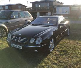MERCEDES 500 CL COUPE V8, 2003 FOR SALE IN DUBLIN FOR €5,500 ON DONEDEAL