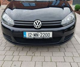 VOLKSWAGEN GOLF 2.0TDI MATCH 140BHP 5DR FOR SALE IN MEATH FOR €6,750 ON DONEDEAL