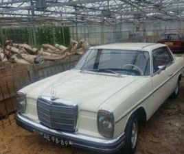 MERCEDES W114 COUPE 250 CE