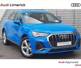AUDI Q3 35TDI 150 S-T S LINE 4DR AU FOR SALE IN LIMERICK FOR €37,500 ON DONEDEAL