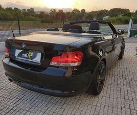 BMW 120 M CABRIO 177CV A GASÓLEO NA AUTO COMPRA E VENDA