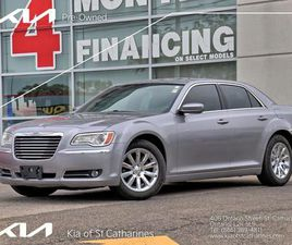 USED 2013 CHRYSLER 300 TOURING | LEATHER | HTD SEAT | PWR SEAT