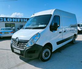 SOLD 2016 RENAULT MASTER MWB 2.3 FRONT WHEEL DRIV FOR SALE IN LONGFORD FOR €UNDEFINED ON D