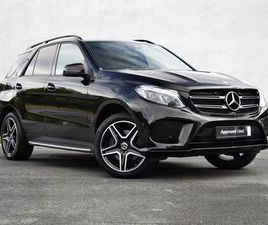 MERCEDES-BENZ GLE CLASS GLE 250 D 4MATIC AMG LINE NIGHT EDITION 2.2 5DR