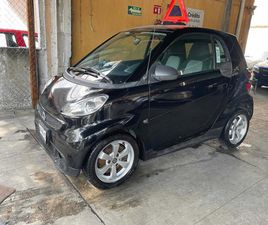 SMART FORTWO COUPE PASSION AA MT