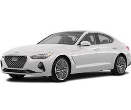 BRAND NEW WHITE COLOR 2020 GENESIS G70 FOR SALE IN CHANTILLY, VA 20151. VIN IS KMTG34LAXLU