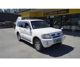 2003 MITSUBISHI PAJERO 4WD SUPER EXCEED 3500 V6 LEATHER SUNROOF 5AT 11