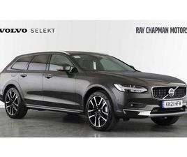 VOLVO V90CC B5 AWD CROSS COUNTRY AUTO (CLIMATE, LOUNGE & DRIVER ASSIST PACKS) DIESEL ESTAT